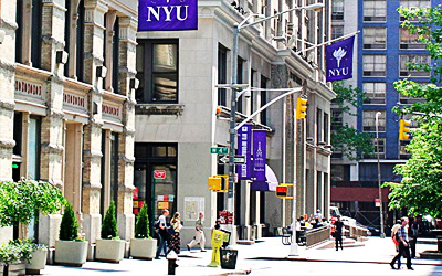 NYU ASPIRE scholars win first place