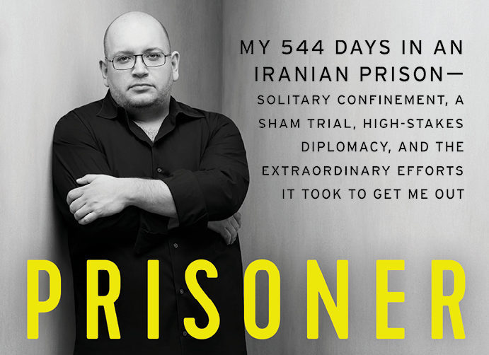 Jason Rezaian book cover