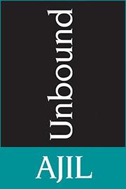 AJIL Unbound Logo