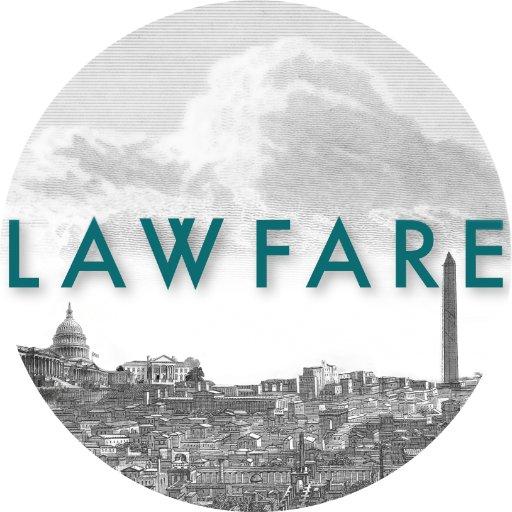 Lawfare logo