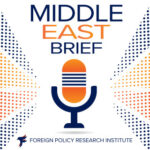Middle East Brief podcast logo