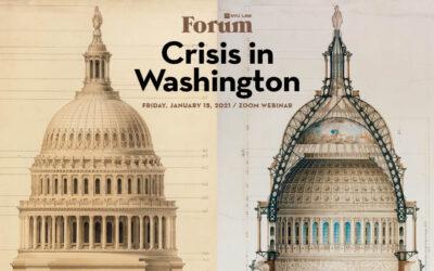 NYU Law Forum: Crisis in Washington