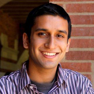 Madhu Narasimhan headshot