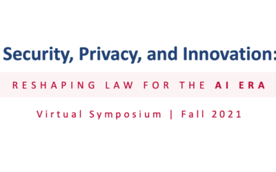 Security, Privacy, and Innovation: Reshaping Law for the AI Era